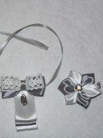 Как делать цветы из атласных лент?