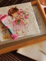 Как научиться вышивать крестиком?