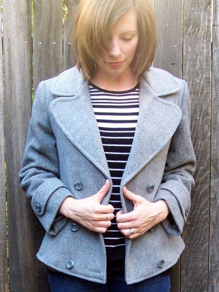 Как перешить пальто своими руками?