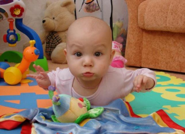 Как сажать малыша в 6 месяцев 88