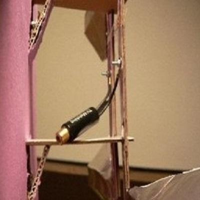 Эффективная антенна для телевизора своими руками