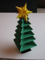 Как сделать дерево из бумаги?