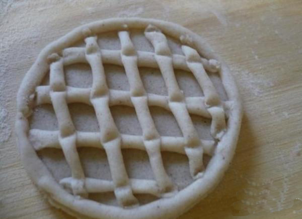 пирог из соленого теста своими руками мастер класс