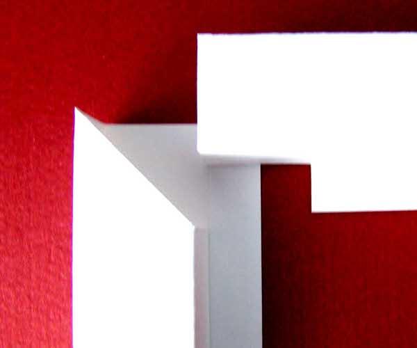 Как сделать фоторамку из картона своими руками