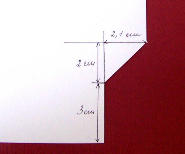 Как сделать фоторамку из бумаги 3