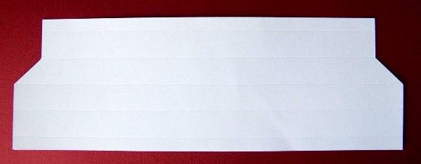 Как сделать фоторамку из бумаги 4