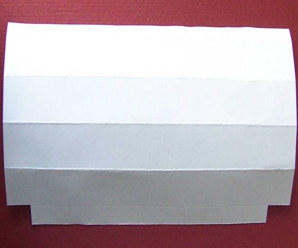 Как сделать фоторамку из бумаги 6