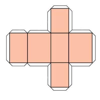 как сделать параллелепипед из