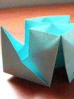 Как сделать пароход из бумаги?