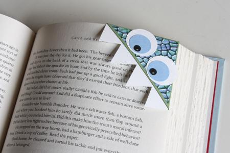 Закладка для книжки своими руками