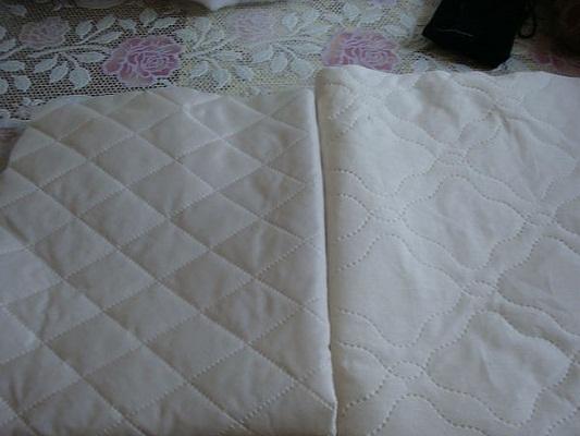 Одеяло стеганое своими руками