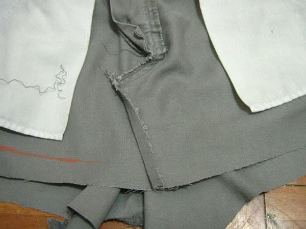 Как сшить юбку из старых брюк своими руками выкройки