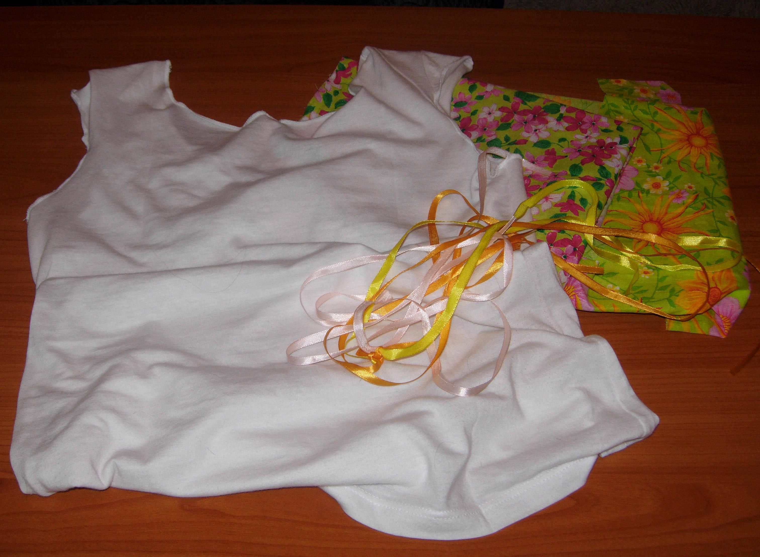 Как украсить женскую футболку своими руками мастер класс 34