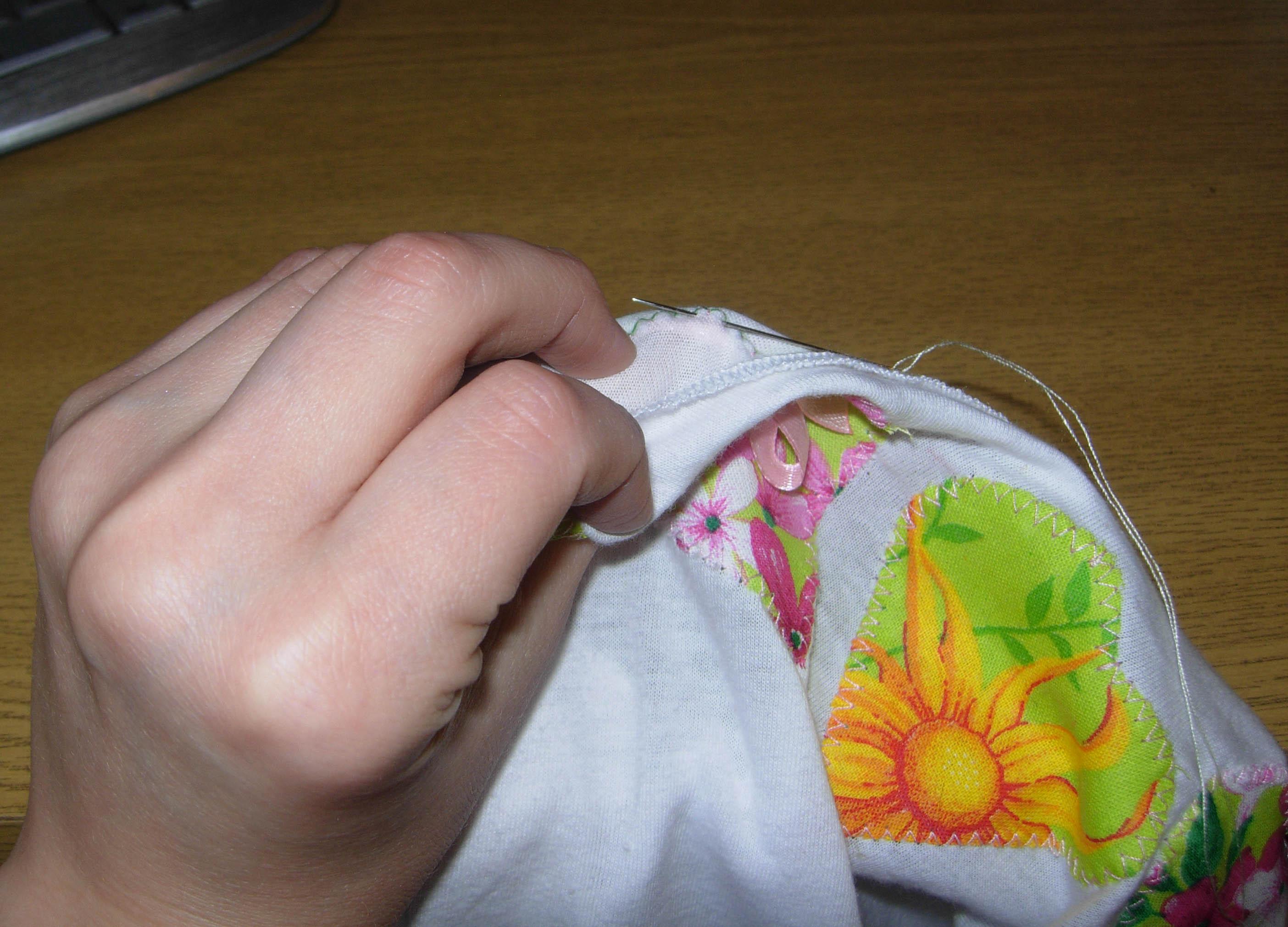 Как украсить футболку своими руками (76 фото варианты) 10