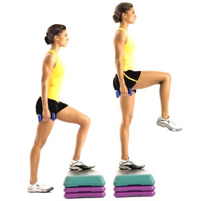 какие упражнения делать чтоб похудеть в руках