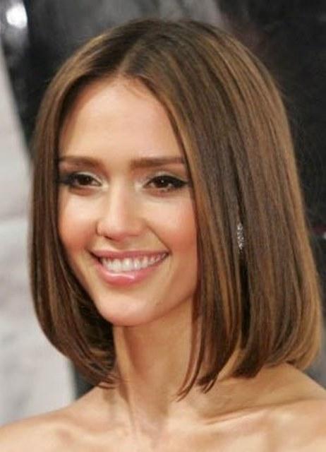 стрижка на негустые волосы фото