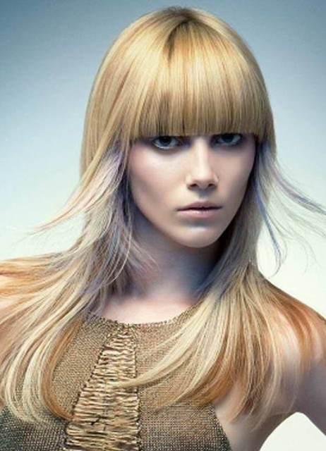 Совет стрижка для тонких волос