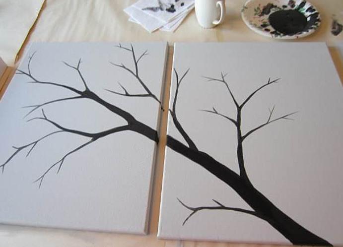 Картины своими руками из подручных материалов это фото 624