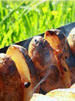 Как приготовить скумбрию на мангале?