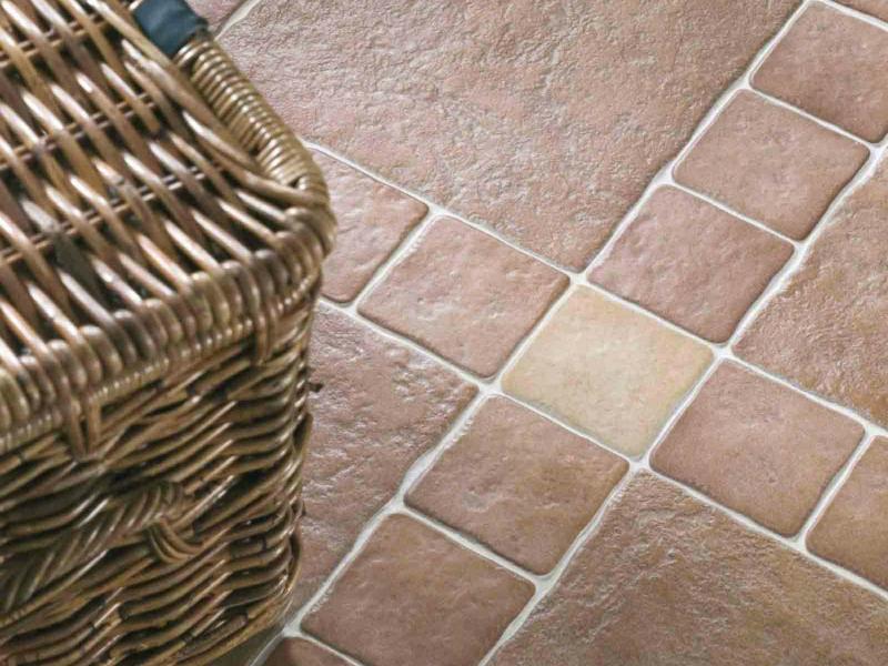 Керамическая плитка на пол фото