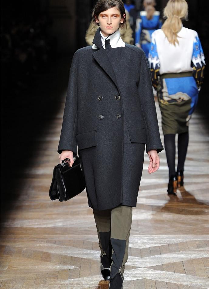 В фото-галерее ниже представлено стильное женское пальто осень-зима 2012-2013 г. Стильное женское пальто 2012 - 2013