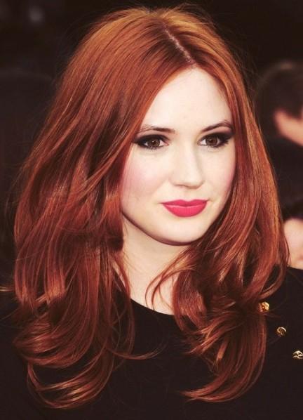 Какой цвет волос самый красивый