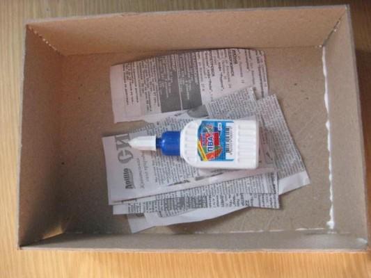 коробка для игрушек своими руками 5
