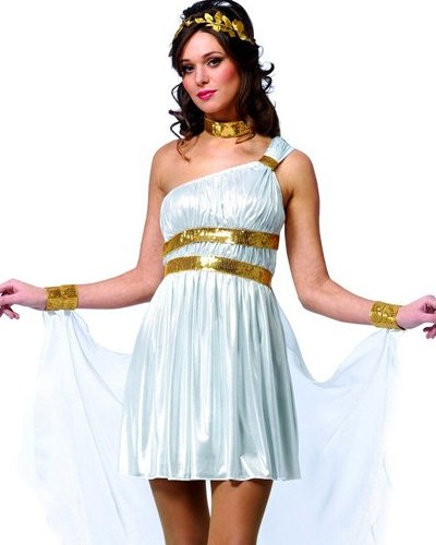 Короткие платья в греческом стиле - с чем надеть. короткие платья в греческом стиле