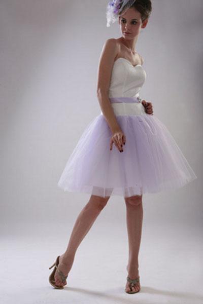 Свадебные платья по щиколотку
