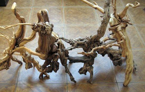 Коряги для аквариума своими руками какая древесина лучше