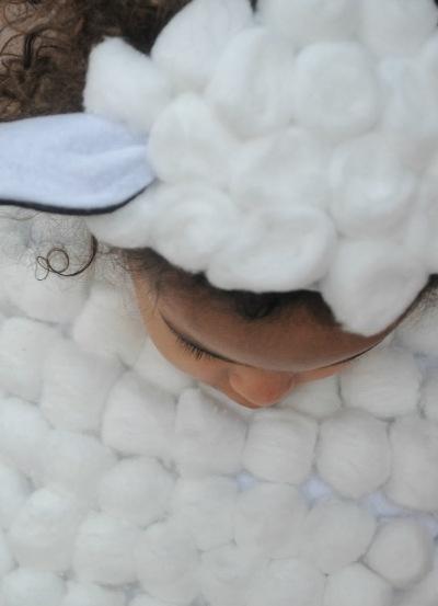 Костюмы овечек своими руками 26