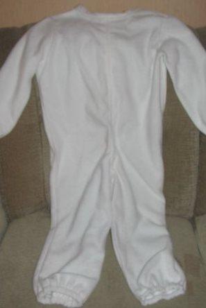 костюм снеговика своими руками 15