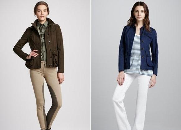 Весна 2013 куртки
