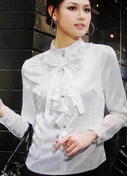 мода платья из шифона 2012