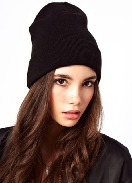 Модные шапки для девушки фото