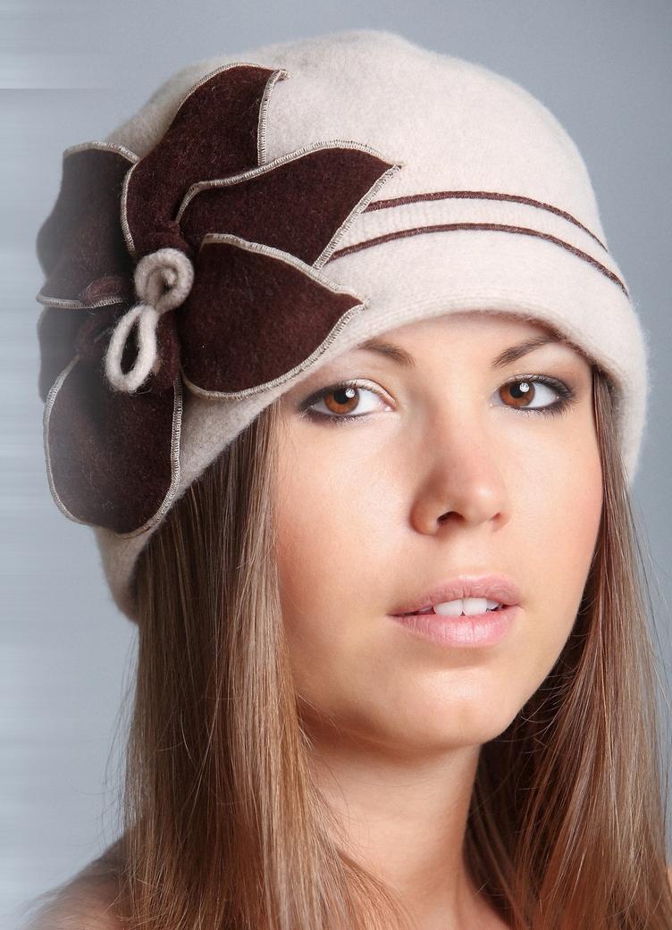 Как сделать красивую шапочку