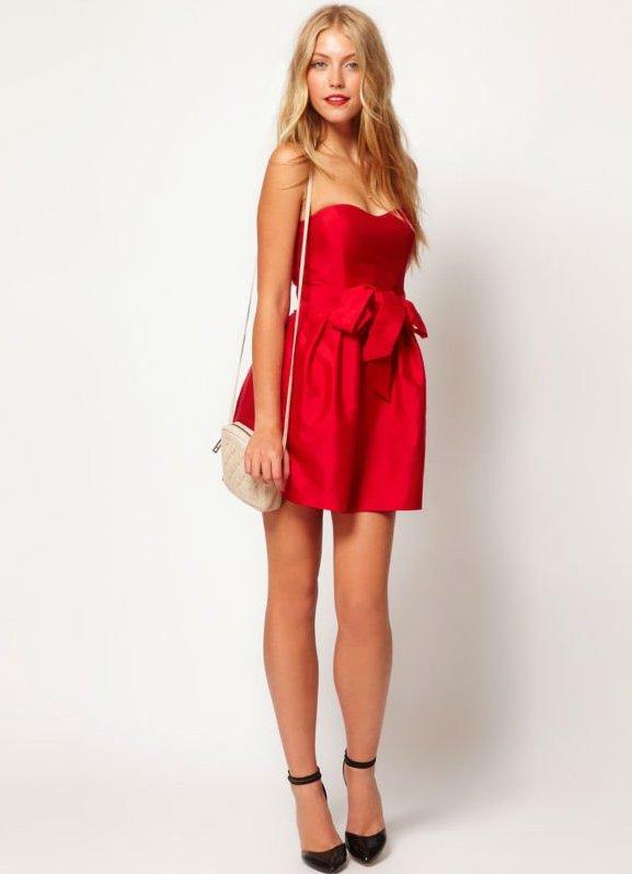 фото вечернего платья на выпускной
