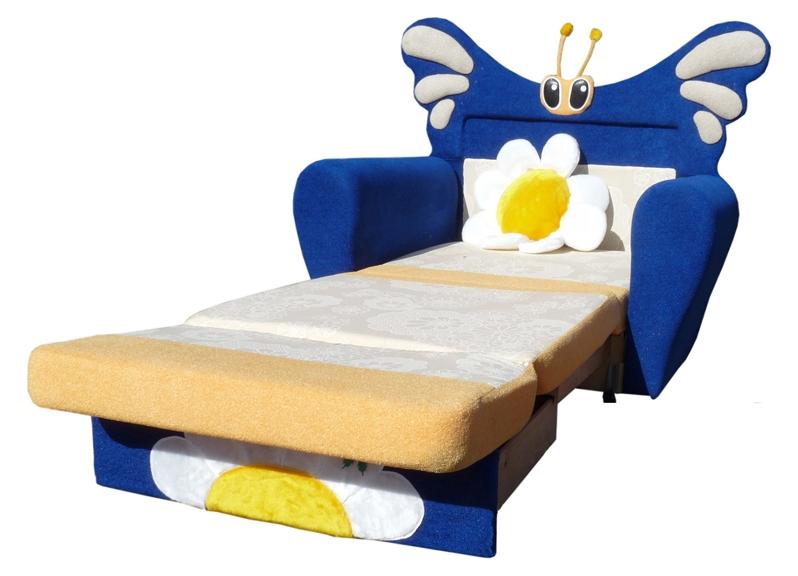 Кресло-кровать Зайка детское
