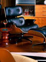 Кресло с подставкой для ног