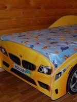 Кровать в виде машины сделать своими руками