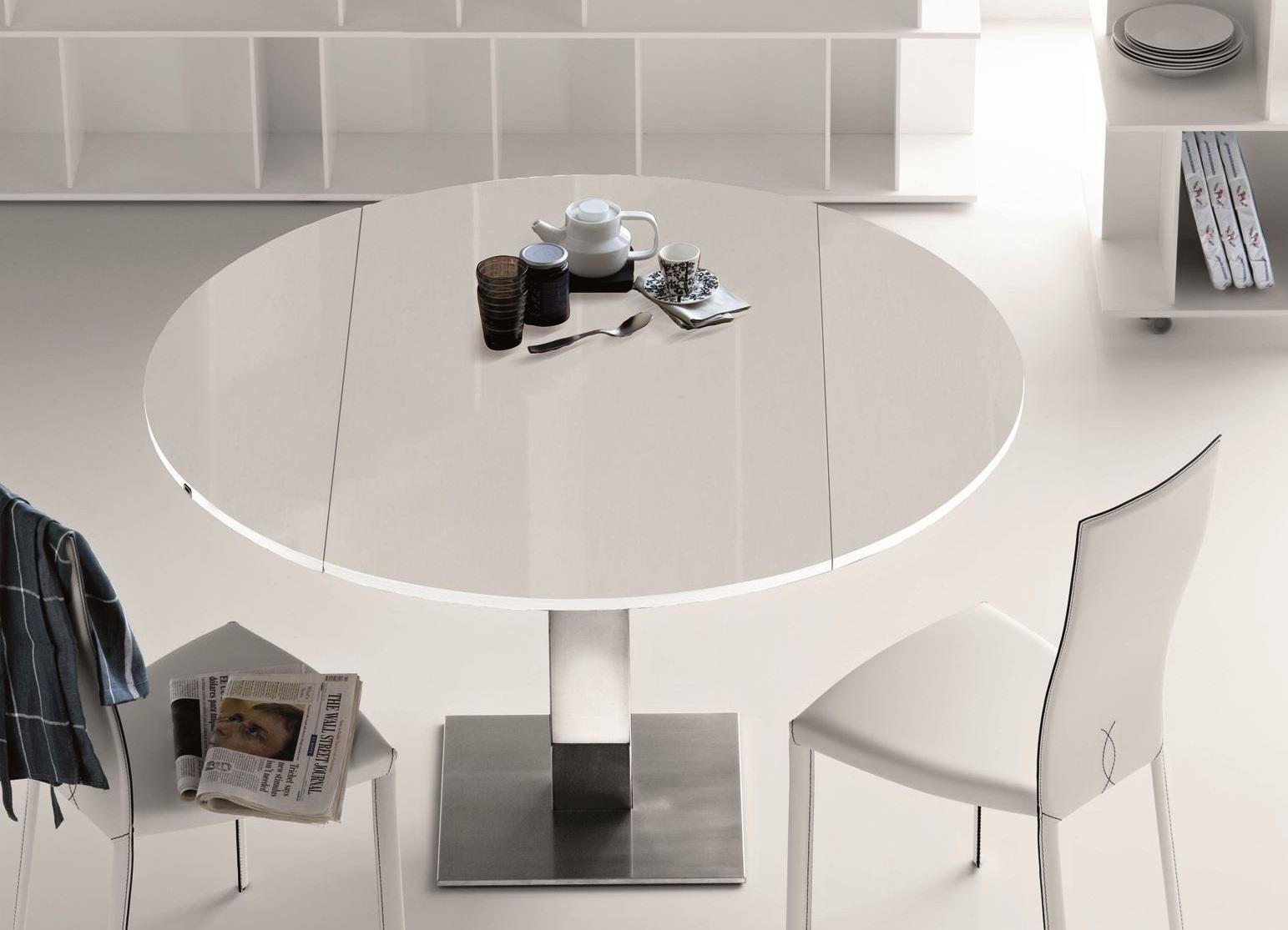 круглый кухонный стол раздвижной