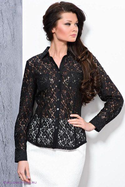 Женские блузы из кружева