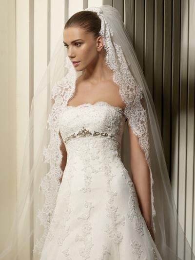 Wedding Saloon :: кружевное свадебное платье, фото - Свадебные