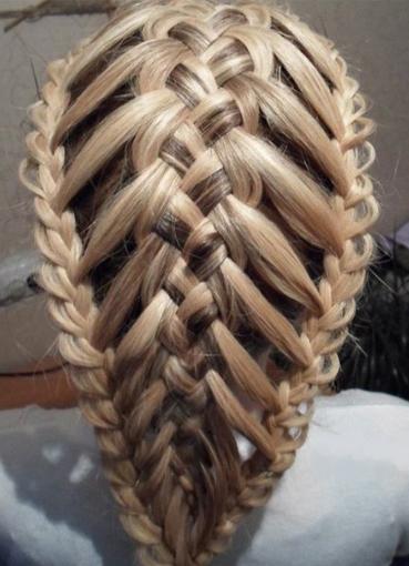Картинки косичек на длинные волосы как плести пошаговая инструкция - dac0