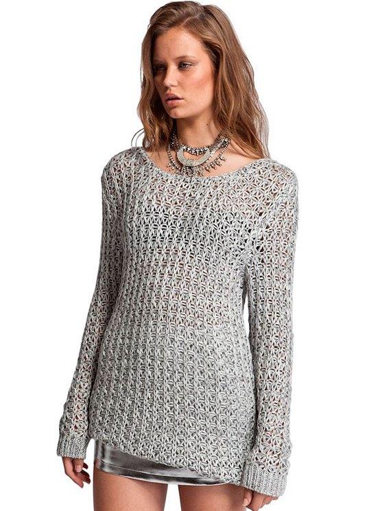 Свитера, джемпера, пуловеры - ручное и машинное вязание. Вязаная