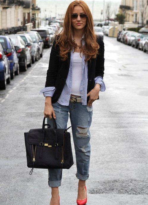 Модные образы для женщин на каждый день