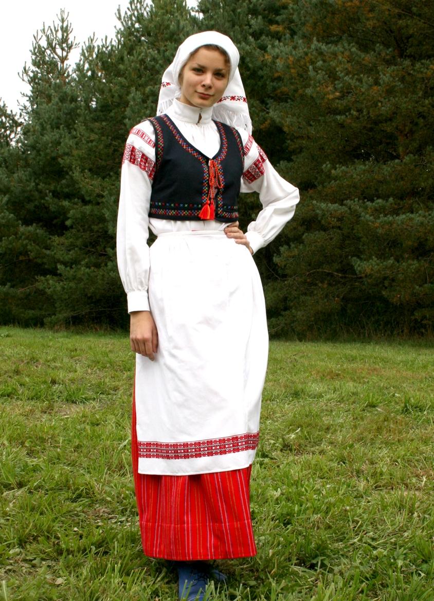 Одежда Белоруссия