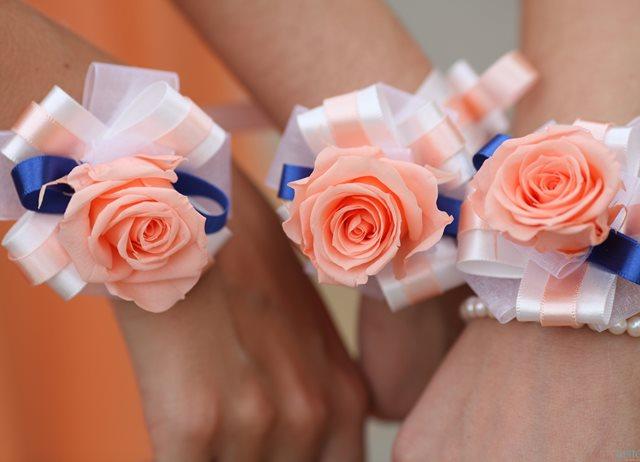 Браслеты на руку для подруг невесты своими руками