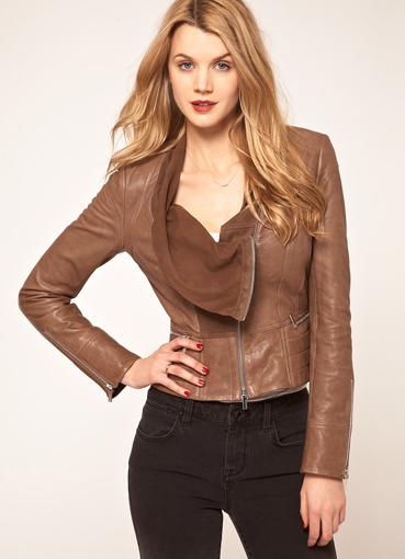 Купить Женскую Брендовую Кожаную Куртку