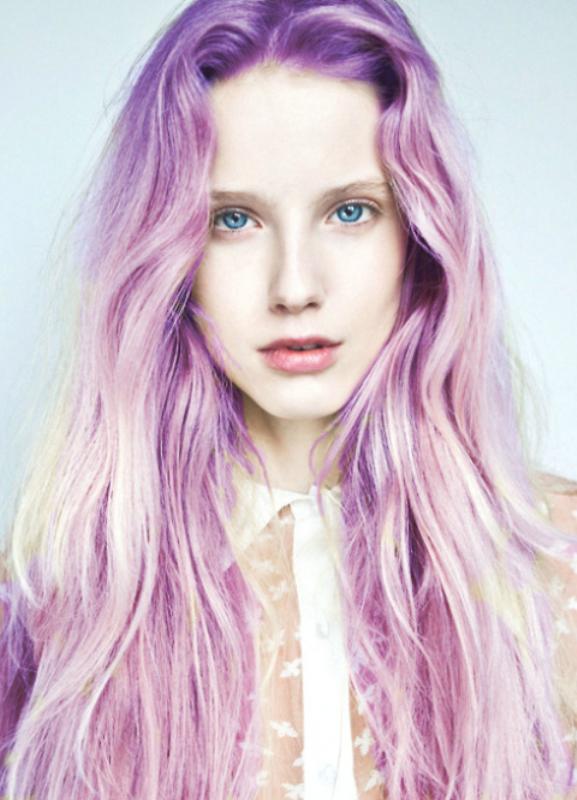 Цвет волос 2014 лето